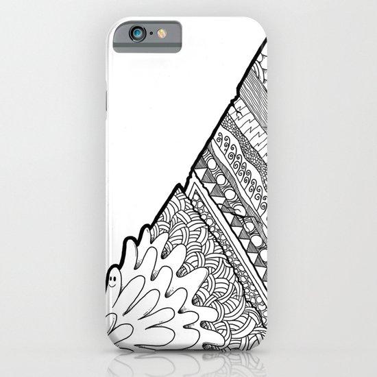 Triangle Doodle iPhone & iPod Case