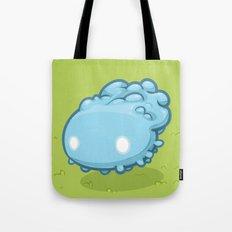 Marshmallow Blob Tote Bag