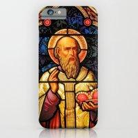 Saintly Glass #2 iPhone 6 Slim Case