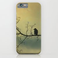 iPhone & iPod Case featuring Solitude Mood by The Strange Days Of Gothicolors