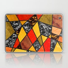 Abstract #487 Laptop & iPad Skin