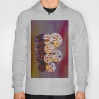 Balls And Cones  Abstrac… Hoody