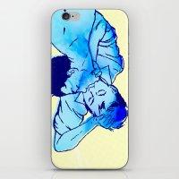 Yes I love--I mean I'd love to get to know you iPhone & iPod Skin