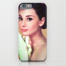 Oh, Audrey!  iPhone 6s Slim Case