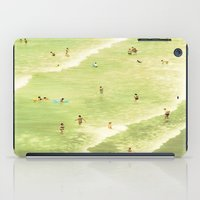 Let's Go Swimming iPad Case