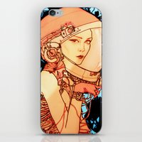 Parking Lot Bandit iPhone & iPod Skin
