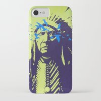 native american iPhone & iPod Cases featuring Native American  by Ty McKie Creations