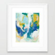 In The Sea Framed Art Print