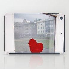found heart iPad Case