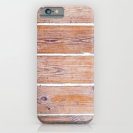 Wooden Boards iPhone 6 Slim Case