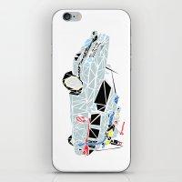 Ecto-1 iPhone & iPod Skin