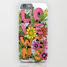 LOVE WINS iPhone 6 Slim Case