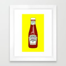 1 of 57 flavours Framed Art Print