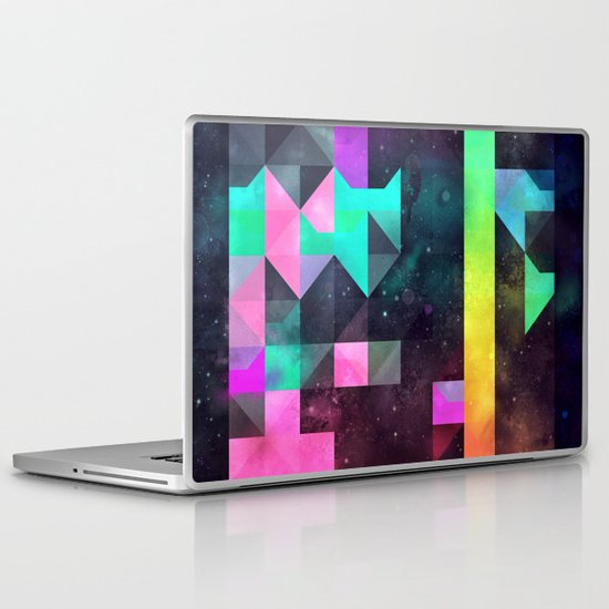 hyppy f'xn rysylyxxn Laptop & iPad Skin