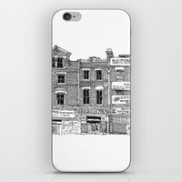 New Cross, London iPhone & iPod Skin