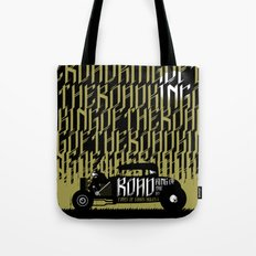 Signs of Faith - King of the Road Tote Bag
