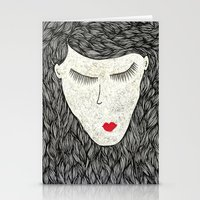 That All Elusive Peace O… Stationery Cards