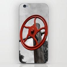 Summertime voyage iPhone & iPod Skin