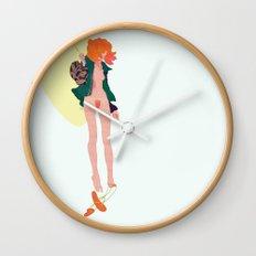 Longcat Wall Clock
