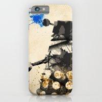 Doctor Who Dalek Rustic iPhone 6 Slim Case