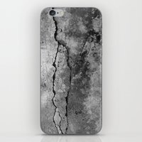 Broken Stone Texture iPhone & iPod Skin