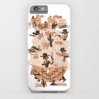 Spaghetti Western iPhone 6 Slim Case