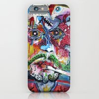 iPhone & iPod Case featuring I'm Not Here; This Isn't Happening by czavelle