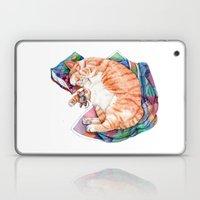 Zoi's Winter Nap Laptop & iPad Skin