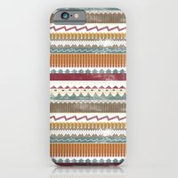 AZTEC STRIPES iPhone 6 Slim Case