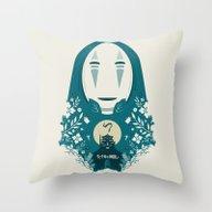 Spirited Throw Pillow