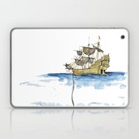 Sailing Ship Laptop & iPad Skin