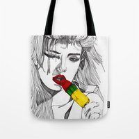 ICE LOLLY GIRL Tote Bag