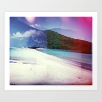 St John, USVI Multiple E… Art Print