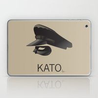 KATO Laptop & iPad Skin