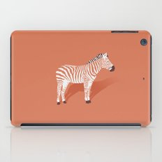Animal Kingdom: Zebra I iPad Case