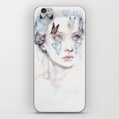 love and sacrifice iPhone & iPod Skin