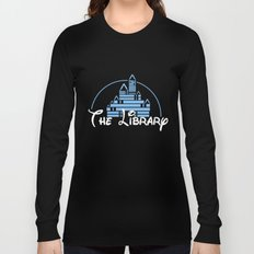 The Library  Long Sleeve T-shirt