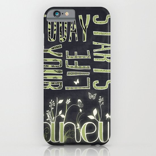 Anew iPhone & iPod Case