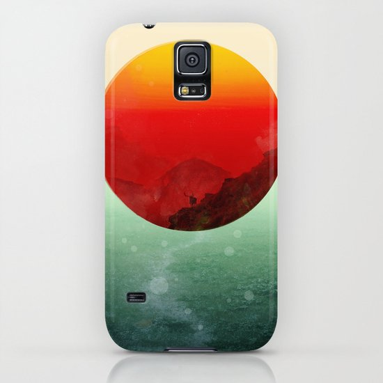 In the end, the sun rises iPhone & iPod Case