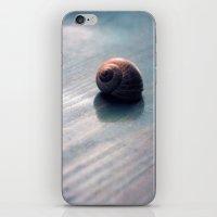 gusano iPhone & iPod Skin