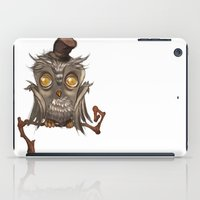 It surely was a hoot! iPad Case
