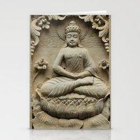 buddha Stationery Cards featuring Buddha by Falko Follert Art-FF77