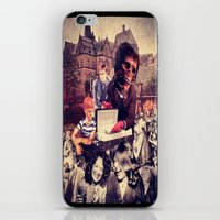 Ultimate Bereavement Party iPhone & iPod Skin