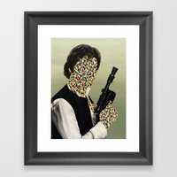 Rebel Scum - 01 Framed Art Print