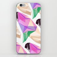 Abstract Pigeon iPhone & iPod Skin