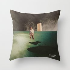 Wandering Online for 160 Years Throw Pillow