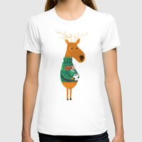 coffee T-shirts featuring Hot Coffee by Picomodi