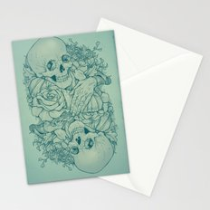 All the Pretty Flowers Stationery Cards