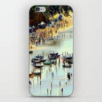 Rowing Regatta iPhone & iPod Skin