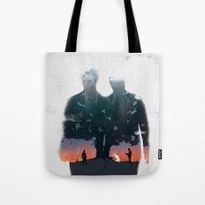 True Detective - The Long Bright Dark Tote Bag